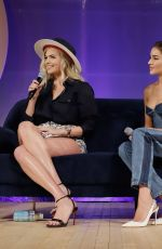 TYRA BANKS, KATE UPTON and OLIVIA CULPO at Sports Illustrated Swimsuit on Location at Ice Palace in Miami 05/11/2019