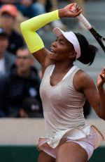 VENUS WILLIAMS at Roland Garros French Open Tournament in Paris 05/26/2019