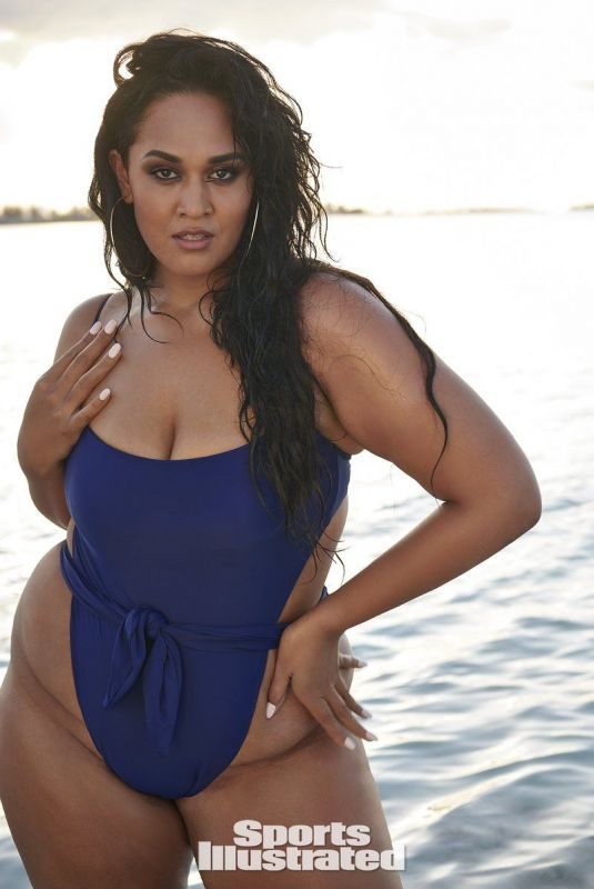 VERONICA POME in Sports Illustrated Swimsuit 2019 Issue
