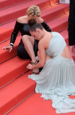 VIRGINIE EFIRA at Sibyl Screening at 72nd Annual Cannes Film Festival 05/24/2019