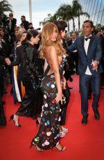 ZAHIA DEHAR at A Hidden Life Premiere at 2019 Cannes Film Festival 05/19/2019