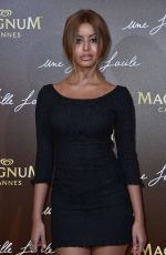 ZAHIA DEHAR at Une Fille Facile Party at Cannes Film Festival 05/20/2019