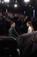 ZENDAYA COLEMAN and COBIE SMULDER at Jimmy Kimmel Live 05/09/2019