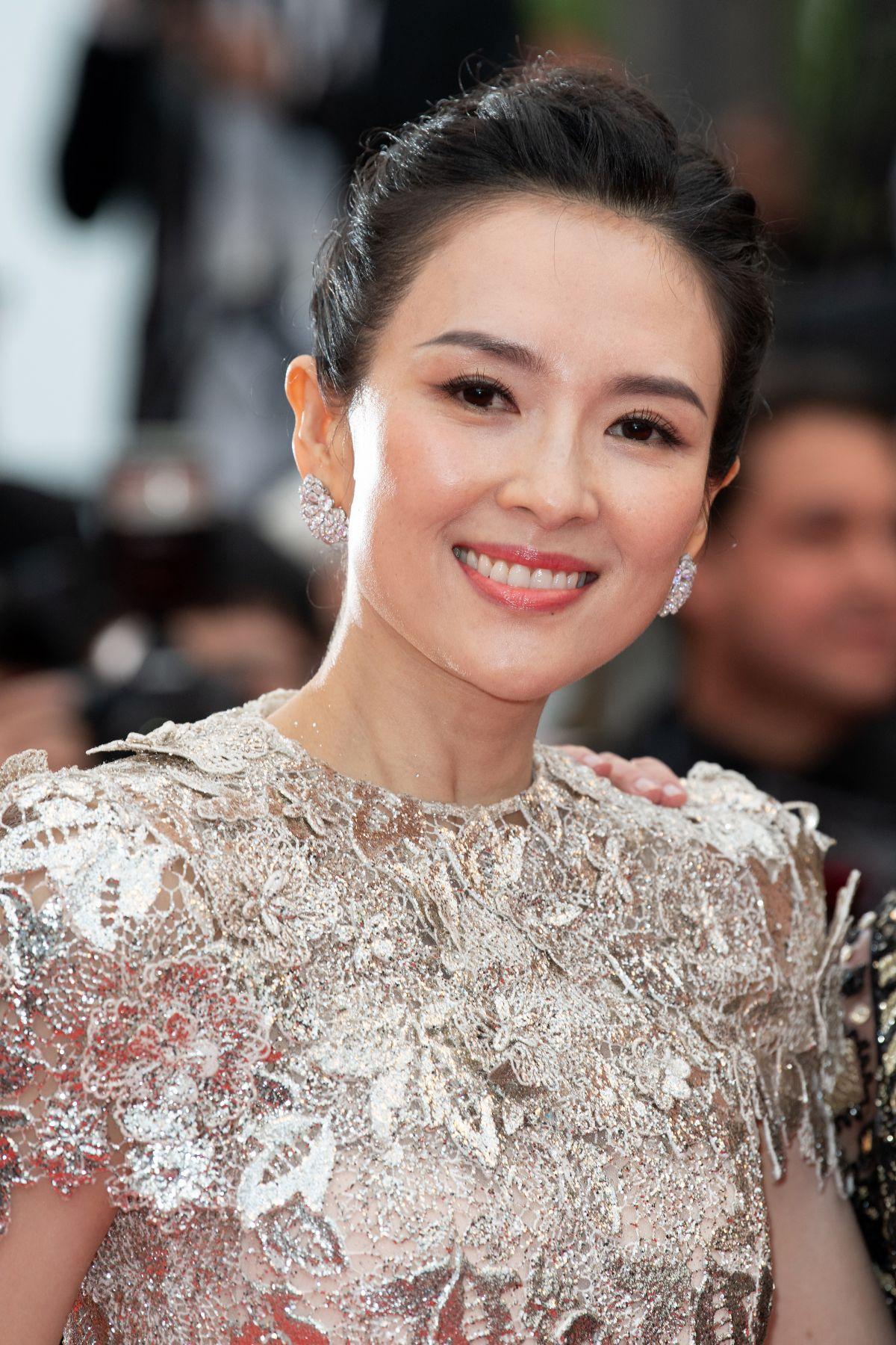 Zhang Ziyi: Godzilla: King Of The Monsters Premiere-01