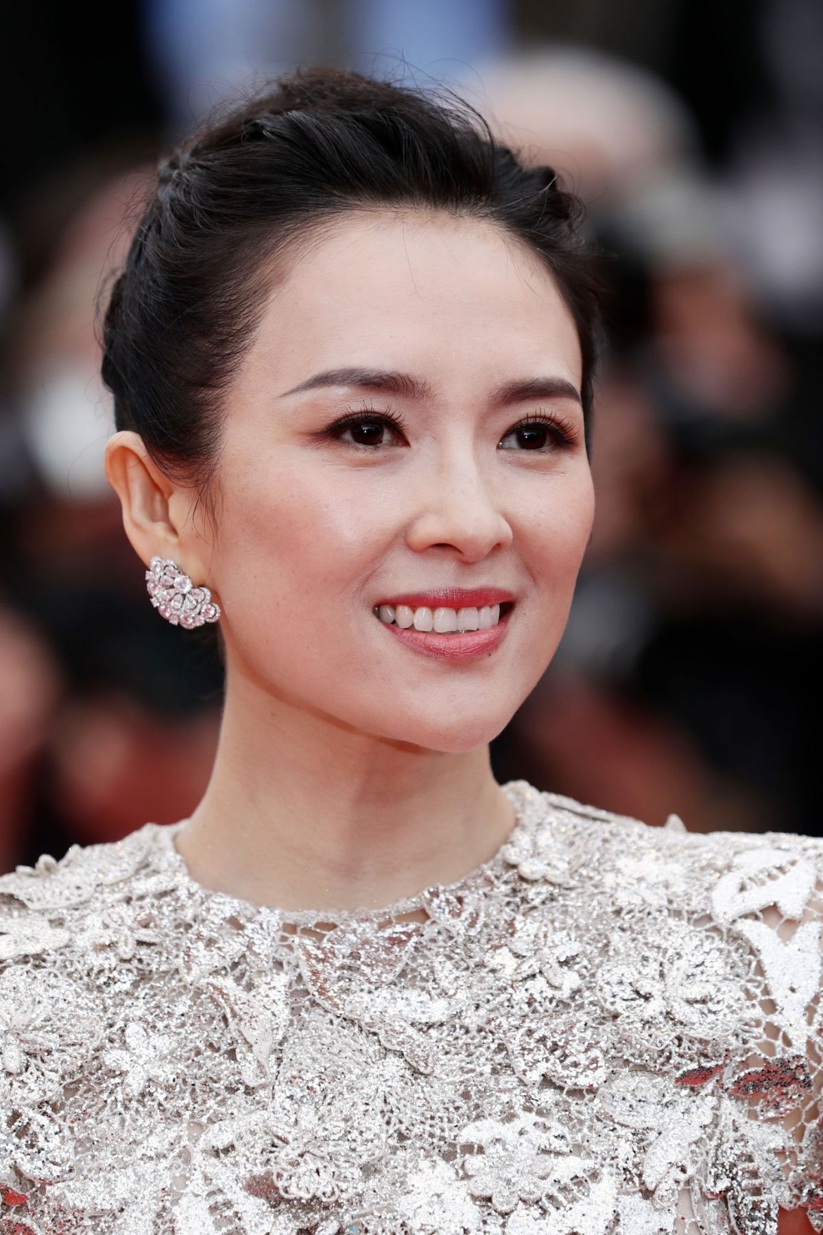 Zhang Ziyi - Official Trophée Chopard Dinner Photocall in