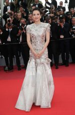 ZHANG ZIYI at La Belle Epoque Screening at 72nd Annual Cannes Film Festival 05/20/2019