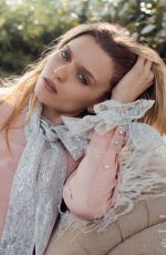 ABBEY LEE KERSHAW in Vogue Magazione, China July 2019