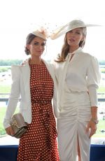 ABIGAL ABBEY CLANCY at Ladies Day at Royal Ascot 06/20/2019
