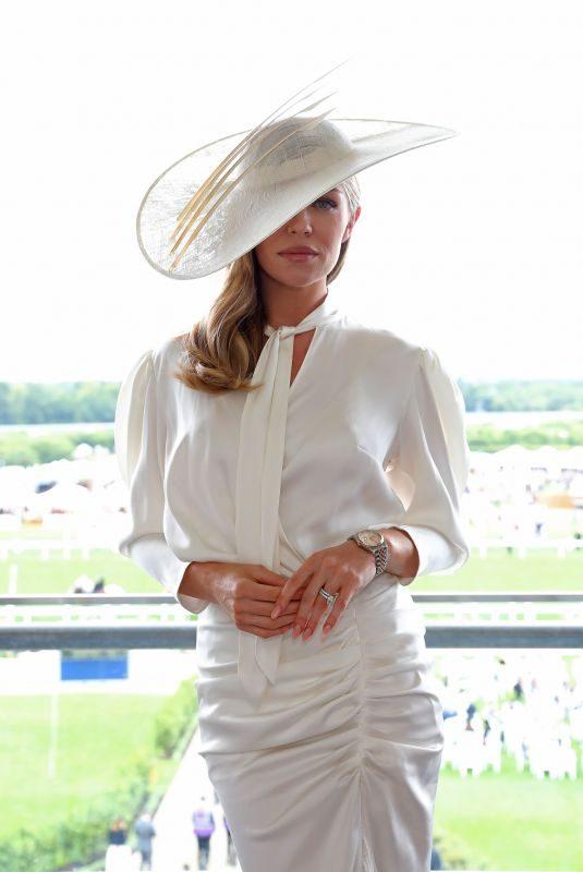 ABIGAL ABBEY CLANCY at Ladies Day at Royal Ascot 06/20/2019