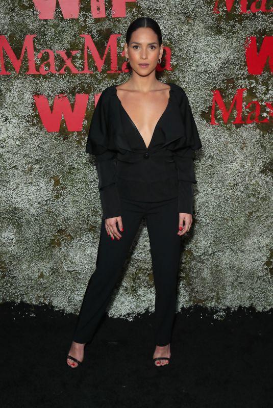 ADRIA ARJONA at 2019 Women in Film Max Mara Face of the Future in Los Angeles 06/11/2019