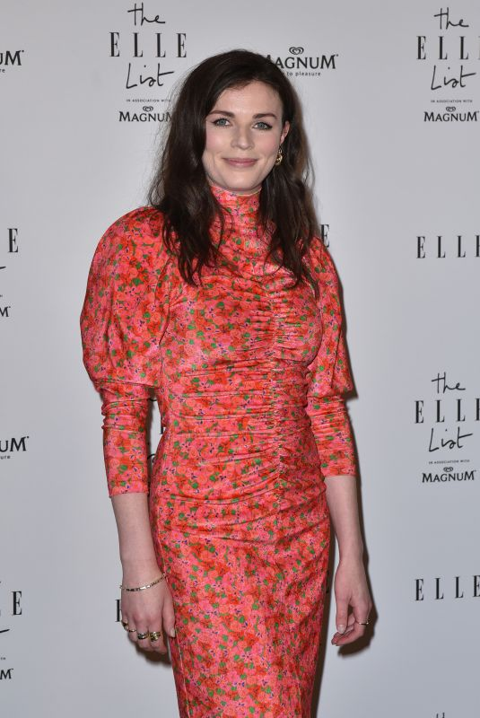 AISLING BEA at Elle List in Association with Magnum Ice Cream in London 06/19/2019