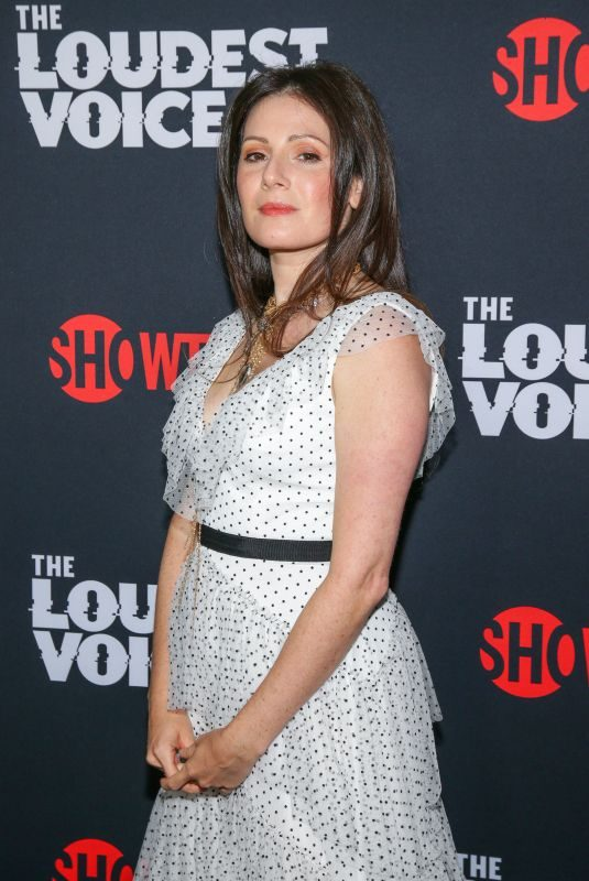 ALEKSA PALLADINO at The Loudest Voice Premiere in New York 06/24/2019