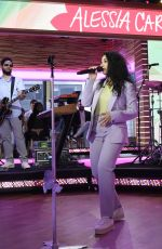 ALESSIA CARA at Good Morning America 06/07/2019
