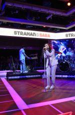 ALESSIA CARA at Strahan & Sara 06/07/2019