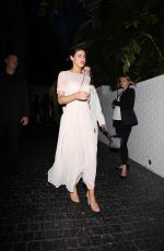 ALEXANDRA DADDARIO at Chateau Marmont in West Hollywood 06/11/2019