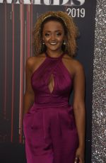 ALEXANDRA MARDELL at British Soap Awards 2019 in Manchester 06/01/2019