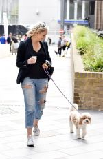 ALI BASTIAN at ITV Studios in London 06/21/2019