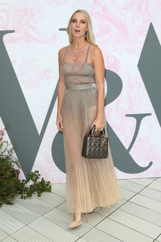 ALICE TAYLOR-NEYLAND at V&A Summer Party in London 06/19/2019