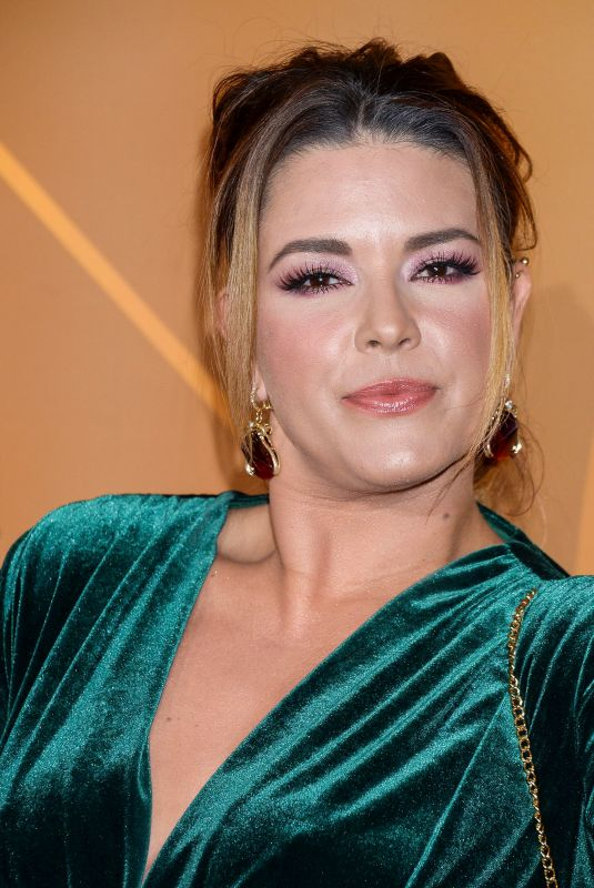 ALICIA MACHADO at People en Espanol