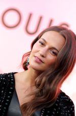 ALICIA VIKANDER at Louis Vuitton x Cocktail Party in Los Angeles 06/27/2019