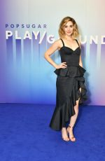 ALISON BRIE at Popsugar Play/Ground in New York 06/22/2019