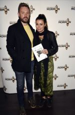 ALISON KING at The Book of Mormon Press Night in Manchester 06/12/2019