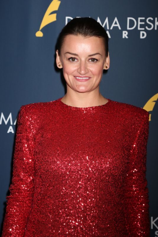 ALISON WRIGHT at 2019 Drama Awards in New York 06/02/2019