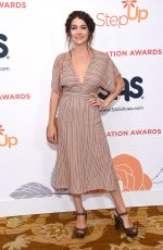 ALLISON PAIGE at Step Up Inspiration Awards in Los Angeles 05/31/2019