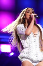 ALLY BROOKE Performs at 2019 Iheartradio Wango Tango in Los Angeles 06/01/2019