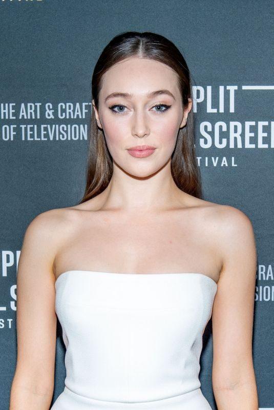 ALYCIA DEBNAM-CAREY at Fear the Walking Dead, Season 5 Premiere at 2019 Split Screens TV Festival in New York 06/02/2019