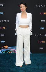 AMBER MIDTHUNDER at Legion, Season 3 Premiere in Los Angeles 06/13/2019