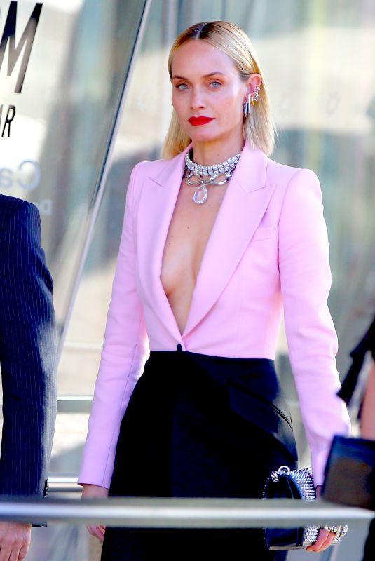 AMBER VALLETA at CFDA Fashion Awards in New York 06/03/2019