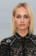 AMBER VALLETTA at Saint Laurent Men's Spring/Summer 2020 Fashion Show in Malibu 06/06/2019