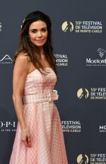 AMELIA HEINLE at 59th Monte Carlo TV Festival Opening 06/14/2019