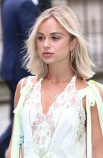 AMELIA WINDSOR at Royal Academy of Arts Summer Exhibition Preview Party in London 06/04/2019