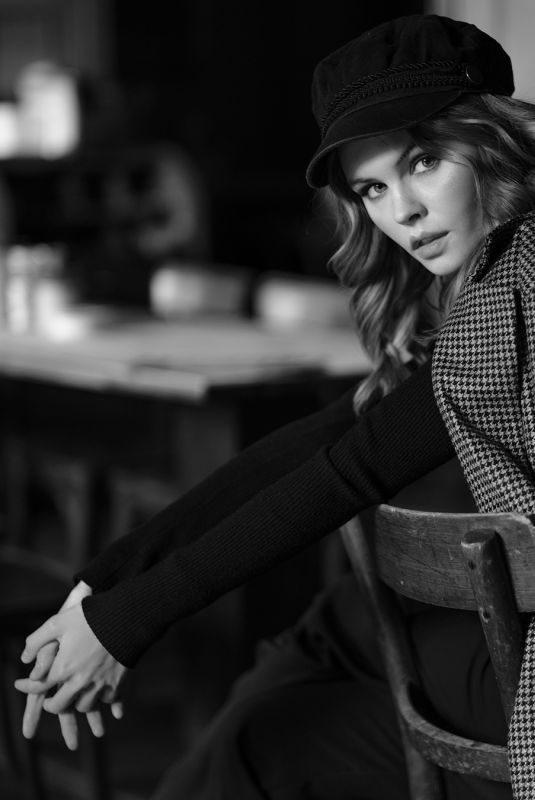 ANASTASIYA SCHEGLOVA – Black and White Photoshoot, March 2019