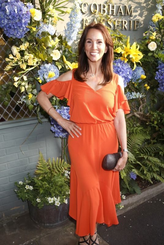 ANDREA MCLEAN at Summer Garden Party in London 06/03/2019