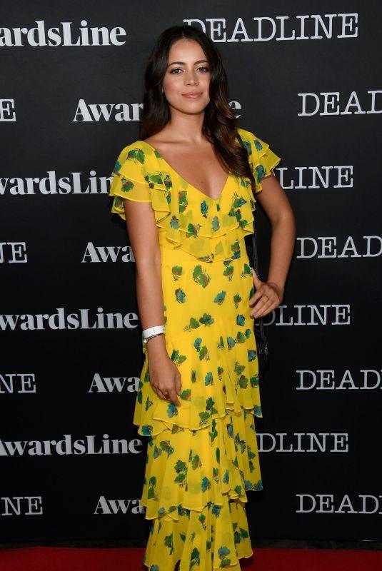 ANGELIQUE RIVERA at Deadline Awards Season Party in Los Angeles 06/03/2019