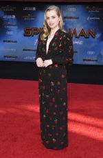 ANGOURIE RICE at Spider-Man: Far From Home Premiere in Hollywood 06/26/2019