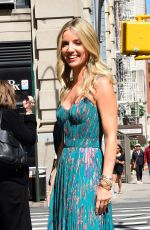 ANNABELLE WALLIS Arrives at AOL Build in New York 06/24/2019