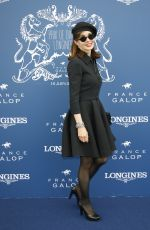 ANNE PARILLAUD at Longines 2019 in Chantilly 06/16/2019