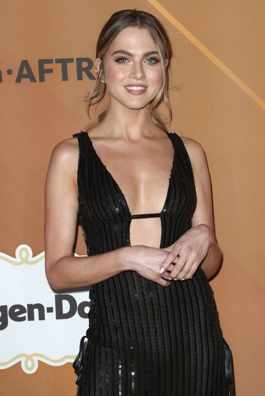 ANNE WINTERS at People en Espanol's Most Beautiful Star Studded Diversity Panel and Celebration in Los Angeles 05/23/2019