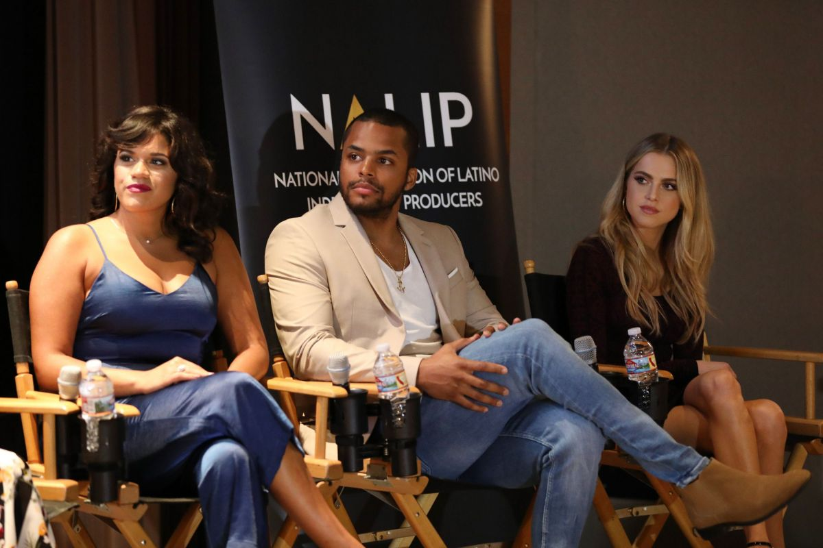 Anne Winters At Tastemaker Screening And Panel For Grand Hotel In Los Angeles 06 17 2019 Hawtcelebs