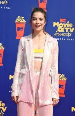 ANNIE MURPHY at 2019 MTV Movie & TV Awards in Los Angeles 06/15/2019
