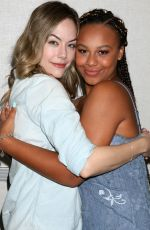 ANNIKA NOELLE at Bold and the Beautiful Fan Club Luncheon at Marriott Burbank Convention Center 06/22/2019