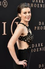 APHRA WILLIAMS at X-men: Dark Phoenix Premiere in Hollywood 06/04/2019
