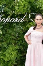 ARAYA HARGATE at Chopard Bond Street Boutique Reopening Cocktail in London 06/17/2019