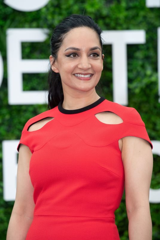 ARCHIE PANJABAI at Departure Photocall at 59th Monte Carlo TV Festival 06/15/2019