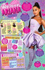 ARIANA GRANDE in Go Girl Magazine, Issue 286, 2019