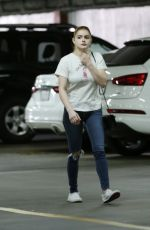 ARIEL WINTER Out in Los Angeles 06/04/2019